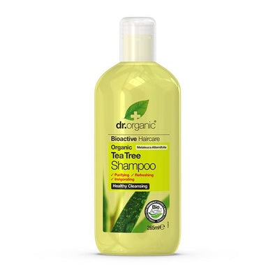 Dr. Organic Tea Tree Shampoo – 265ml