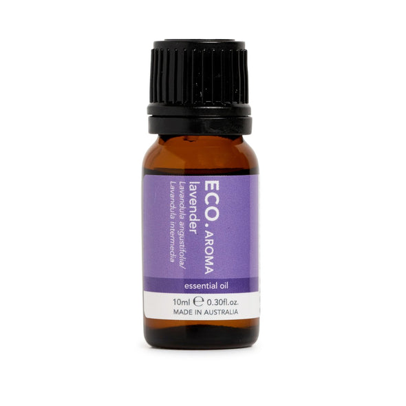 ECO Aroma - Lavender Pure Essential Oil - 10ml - Raw Cottage