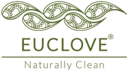 Euclove Natural Hand Sanitiser – Australian Eucalyptus – 300ml Bottle