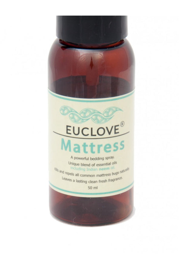 Euclove Bedding and Mattress Spray - Travel Size – 50ml