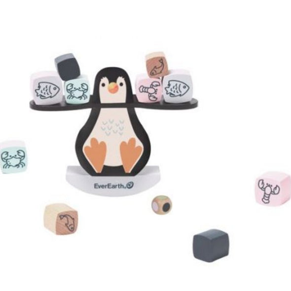 EverEarth Penguin Balancing Game