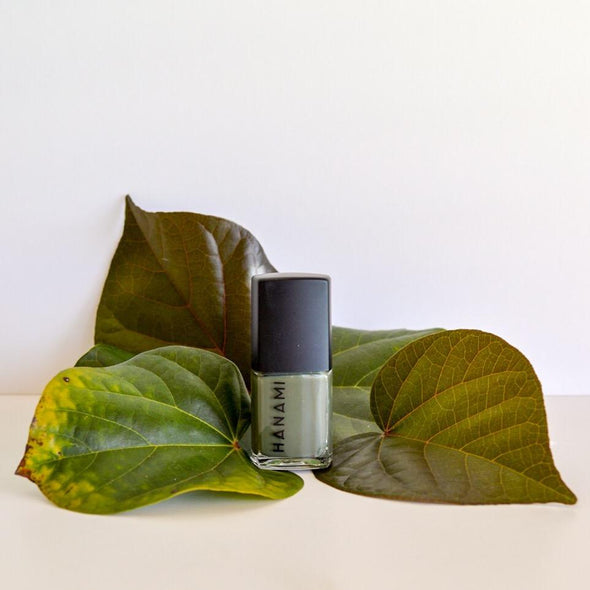 Hanami Nail Polish – The Moss – 15ml