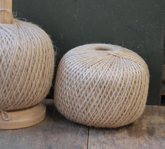Creamore Mill Large 500g Ball of Jute Twine