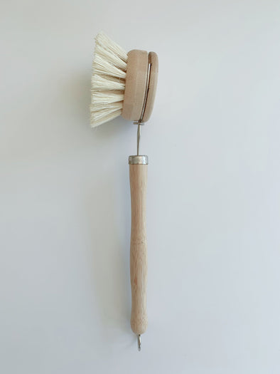 True Harvest - Eco Dish Brush - Raw Cottage