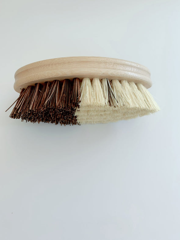 True Harvest - Eco Cleaning/Scrubbing Brush - Raw Cottage