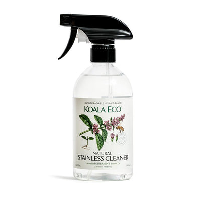 Koala Eco – Stainless Steel Cleaner – Peppermint – 500ml