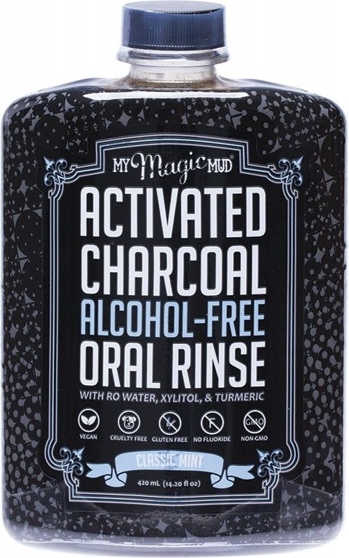 My Magic Mud - Oral Rinse Alcohol Free - Classic Mint 420ml - Raw Cottage