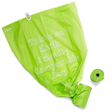 Onya Compostable Dog Waste Disposal Bags Refill Set - 30 pack