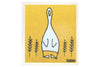 RetroKitchen - 100% Biodegradable Dishcloth - Duck - Raw Cottage