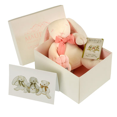 Maud N Lil - Rose 20cm Bunny - Raw Cottage