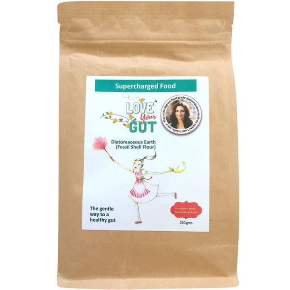 Supercharged Food - Love Your Gut Powder - 250grams - Raw Cottage