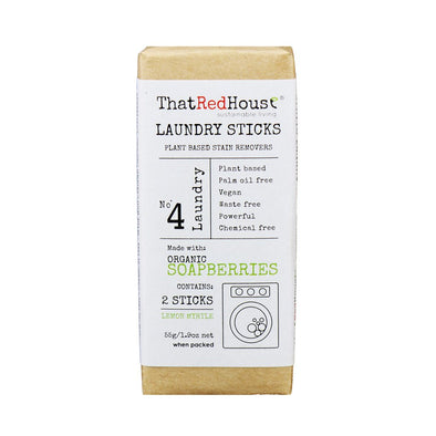 That Red House Laundry Sticks - Plant based Stain Removers 55g