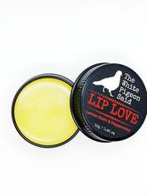 The White Pigeon Said – Lip Love – Lemon Balm & Peppermint balm – 12g pot