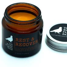 The White Pigeon Said – Rest & Recover – Natural Muscle Balm – 50g pot