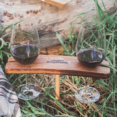 Winestains – Double Picnic Stake - Raw Cottage