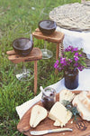 Winestains – Single Picnic Stake - Raw Cottage