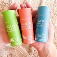 Woohoo Body Deodorant and Anti-Chafe Stick – Urban 60g - Raw Cottage