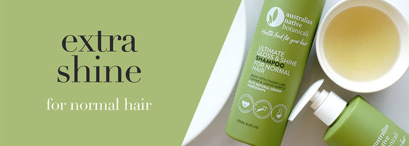 Australian Native Botanicals – Conditioner – Ultimate Gloss and Shine for Normal Hair – 500ml