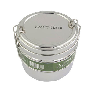 Evergreen - Trio Stacker – Round - Raw Cottage