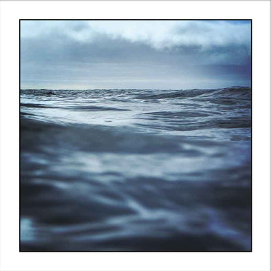 Myrtle & Me – Sea & Sky Greeting Card - Raw Cottage