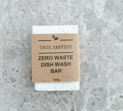True Harvest - Zero Waste Dish Wash Bar - Raw Cottage