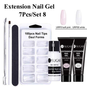 Nail Gel Kit Set