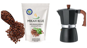 100% Jamaican Blue Mountain Coffee 1 KG