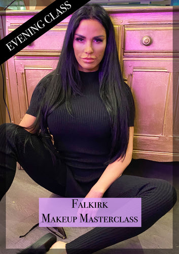MAKEUP MASTERCLASS - FALKIRK 28TH MARCH 2020