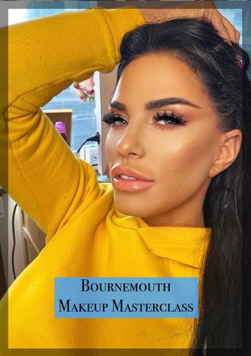 MAKEUP MASTERCLASS - BOURNEMOUTH 2ND MAY 2020