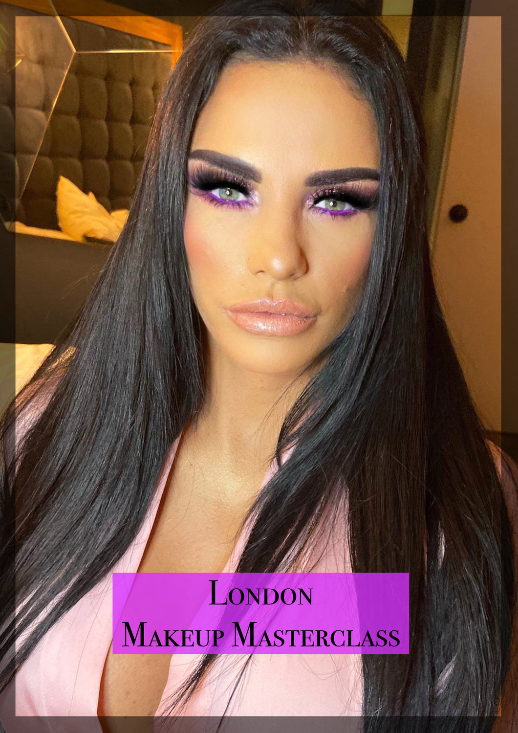 MAKEUP MASTERCLASS - LONDON 7TH MARCH 2020