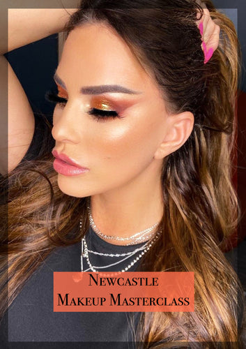MAKEUP MASTERCLASS - NEWCASTLE 18TH FEB 2020