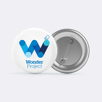 wonder project badge