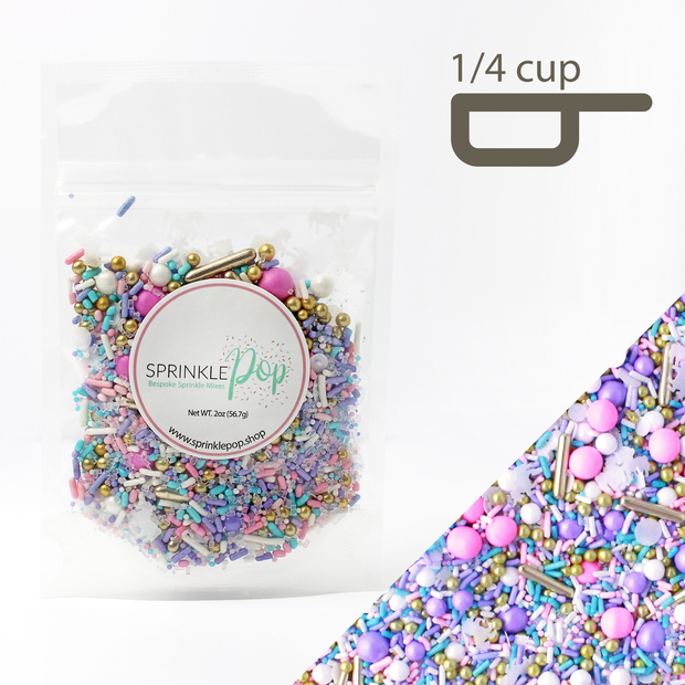 Sprinkle Pop - Unicorn Sprinkle Mix