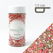 Sprinkle Pop - Vintage Rose Gold Sprinkle Mix