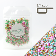 Sprinkle Pop - Signature Pink and Mint Sprinkle Mix