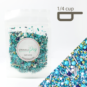 Sprinkle Pop - Sea Glass Sprinkle Mix