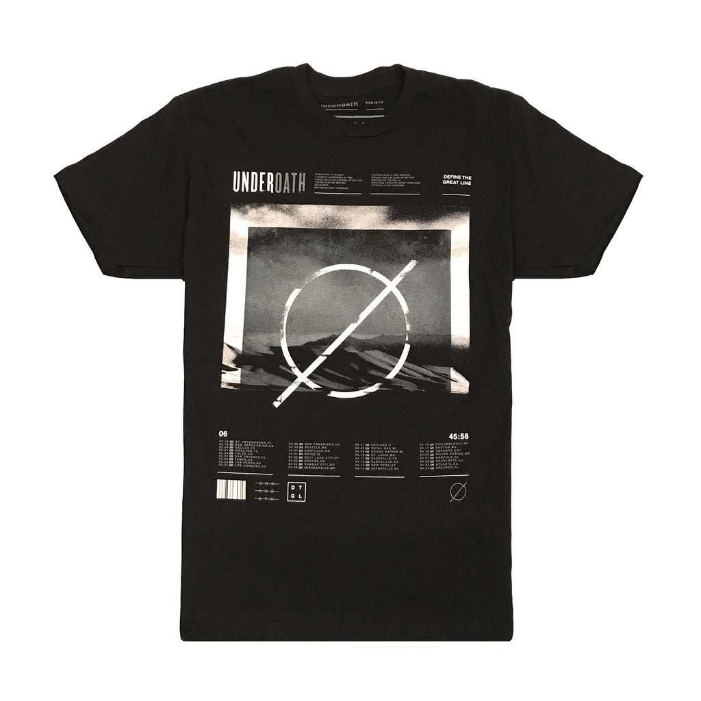 'DTGL' Rebirth Tour Edition Unisex T-Shirt