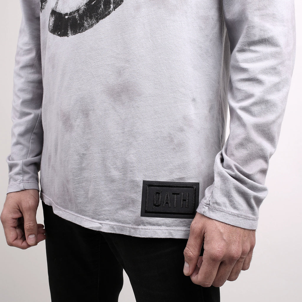 OATH Destroyed Long Sleeve T-Shirt
