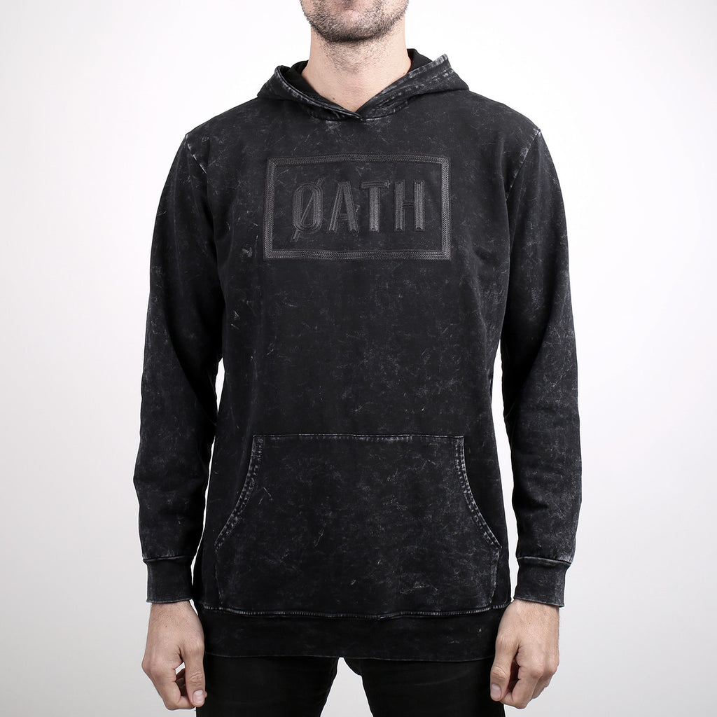 OATH Destroyed Unisex Chainstitch Hoodie