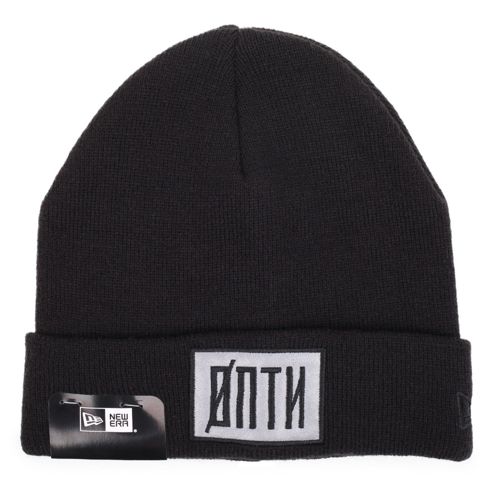 OATH x NEW ERA BEANIE // BLACK