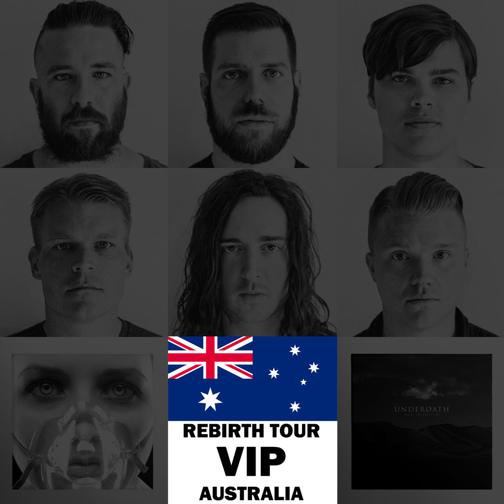 Underoath Official Online Storefront Powered By Merchline