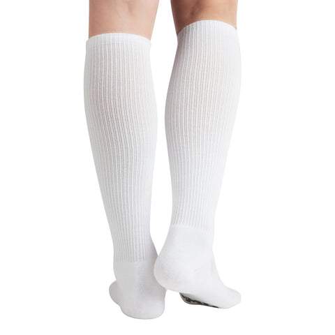 +MD 8-15mmHg Bamboo Wicking Compression Socks