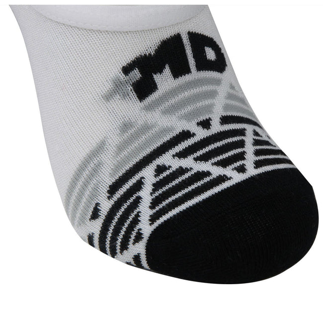 +MD Bamboo Anti-Odor No Show Liner Socks Moisture Wicking Non Slip Invisible