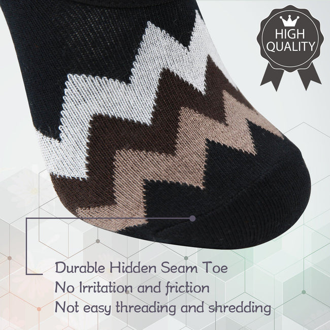 +MD Bamboo Anti-Odor No Show Liner Invisible Socks