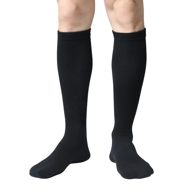 +MD 8-15mmHg Compression Nurses Athletic Socks Anti-DVT
