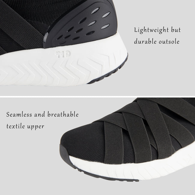 +MD Ultra Lightweight Breathable Diabetic Shoes Non Slip Sneakers Casual Health Shoes