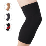 +MD Knee Compression Sleeve with Gel Pad Knee Support Brace for Men & Women (2 Pack)