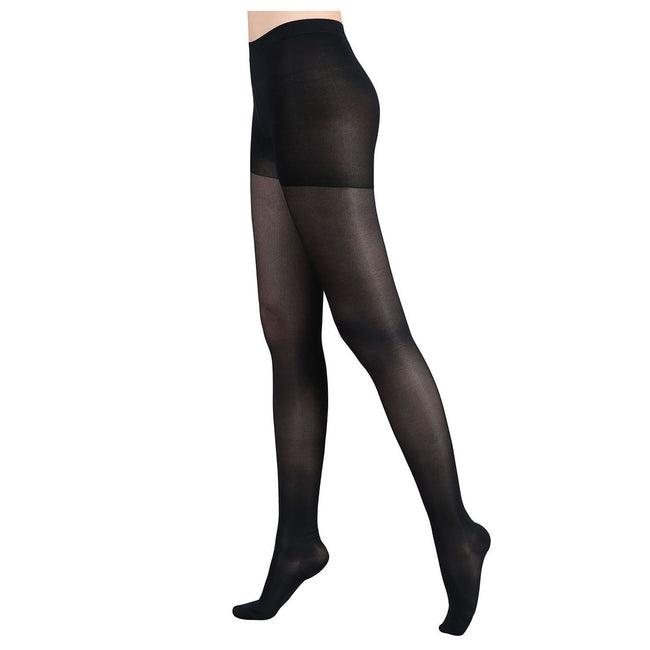 Women's 20-30 mmHg Compression Therapy Pantyhose Medical Quality Tran