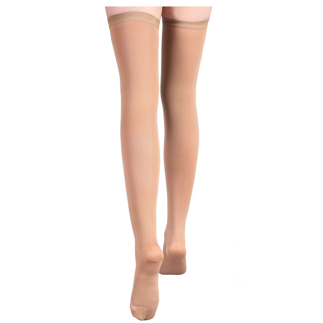 +MD 20-30mmHg Therapy Compression Socks Opaque Antislip