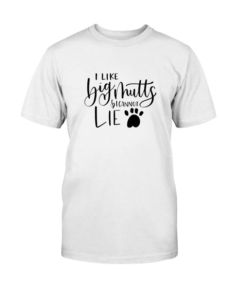I Like Big Mutts & I Cannot Lie Graphic T-Shirt (more colors)